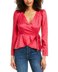 Ali & Jay Tess Blouse - Red