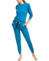 Flora Nikrooz Blaire Pyjama Set - Blue