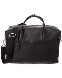 Longchamp - Ulysse Leather Travel Bag - Lyst