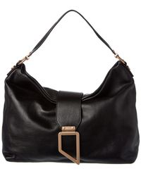 Foley + Corinna - Foley + Corinna Valerie Leather Hobo - Lyst
