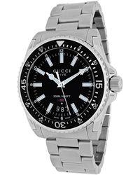 Gucci Men's Dive Watch - Metallic