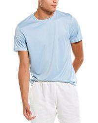 Onia Upf Performance T-shirt - Blue