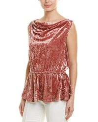Sage the Label Charlotte Top - Red