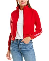 Spiritual Gangster Classic Track Jacket - Red