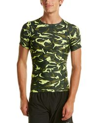 HPE - Combat Compression Top - Lyst