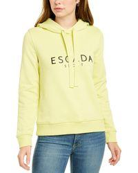 ESCADA Sport Elogio Hoodie - Green