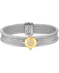 Alor - Classique 18k 0.33 Ct. Tw. Diamond Bracelet - Lyst