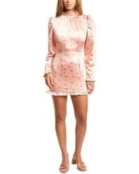ATOIR What's On Your Mind Mini Dress - Pink