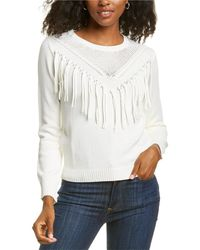 Marella Emme By Ficus Jumper - White