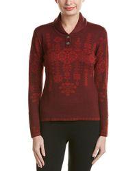 Obermeyer - Cabin Knit Wool-blend Pullover - Lyst