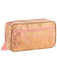 Shiraleah - Montresor Boxy Cosmetic Bag - Lyst
