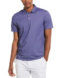 Zachary Prell Corbin Woven Shirt - Purple