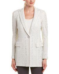 St. John Wool-blend Jacket - Multicolor