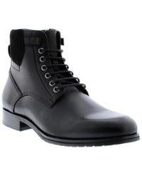 Zanzara Kenz Leather Boot - Black