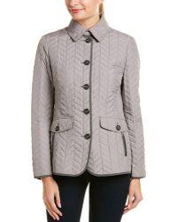 Basler Coat - Grey