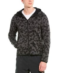 Nike Tech Fleece Hoodie - Black