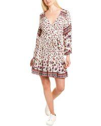 Raga Hiroka Wrap Dress - White