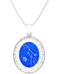 ALEX AND ANI - Celestial Virgo Wheel Expandable Necklace - Lyst