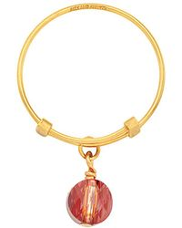 ALEX AND ANI - Crystal Infusion Expandable Ring - Lyst