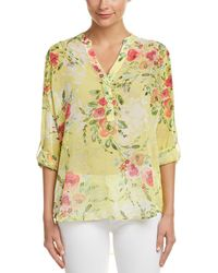 Kut From The Kloth Blouse - Yellow