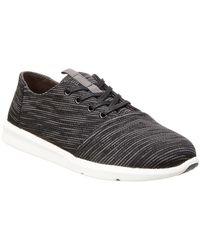 TOMS Del Rey Sneaker - Black
