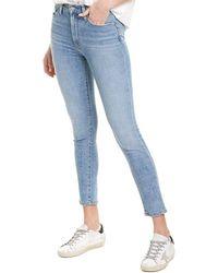 Joe's Jeans Joe?s Jeans Artesia High-rise Skinny Ankle Cut Jean - Blue