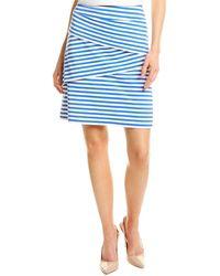 J.McLaughlin Pencil Skirt - Blue