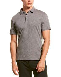 Robert Barakett Westville Polo Shirt - Grey