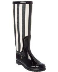 Dolce & Gabbana Rainboot - Black