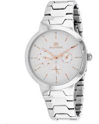 Tommy Hilfiger Alessa Watch - Metallic