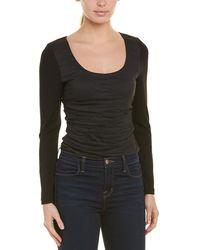 Nicole Miller Artelier Bodysuit - Black