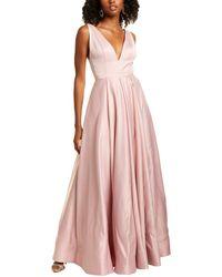 Mac Duggal Gown - Pink