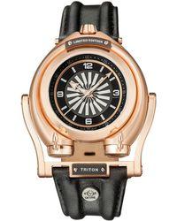 Gv2 - Men's Leather Watch - Lyst