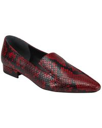 Sigerson Morrison Calida Loafers - Red