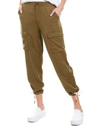 Scotch & Soda Cargo Pant - Green