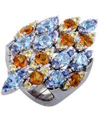 Pasquale Bruni 18k 5.36 Ct. Tw. Gemstone Ring - Blue