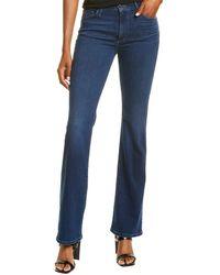 Joe's Jeans Elysian High-rise Curvy Bootcut Jean - Blue