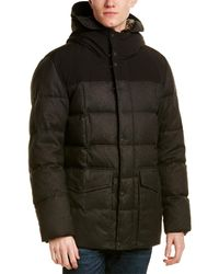 Cole Haan Quilted Down Jacket - Multicolour