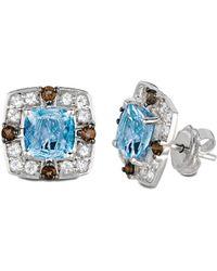 Le Vian - ? 14k 2.50 Ct. Tw. Gemstone Earrings - Lyst