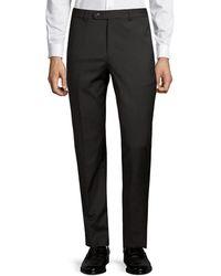 Saks Fifth Avenue - Classic Wool Pants - Lyst