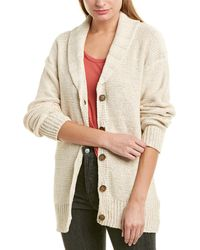 James Perse Beach Cardigan - Brown