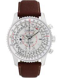Breitling Breitling 2000s Men's Montbrilliant Datora Watch - Metallic