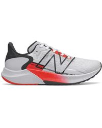 New Balance Fuel Cell Propel Running Trainer - White