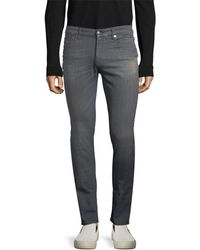 IRO Flipper Slim-fit Pant - Grey