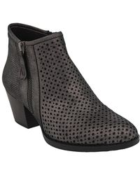 Earth - Pineberry Booties - Lyst