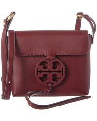Tory Burch Miller Leather Crossbody Bag - Multicolour