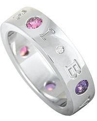BVLGARI Bulgari 18k Gemstone Ring - Metallic
