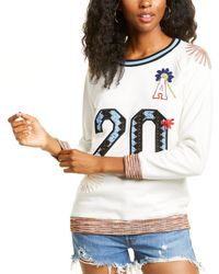 Missoni Special Angela Sweatshirt - White