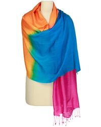 Saachi - Summer Ombre Pashmina - Lyst