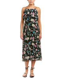 Kensie - Floral Maxi Dress - Lyst